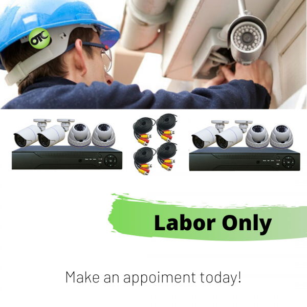 Labor Only
