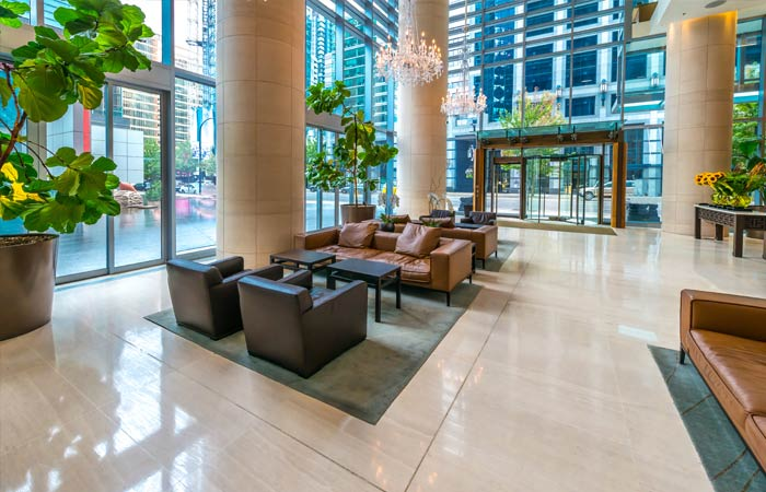 Access Control for Hotels